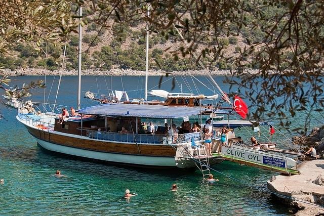 Fethiye Ausflugsboot - Chris Parfitt - CC BY 2.0
