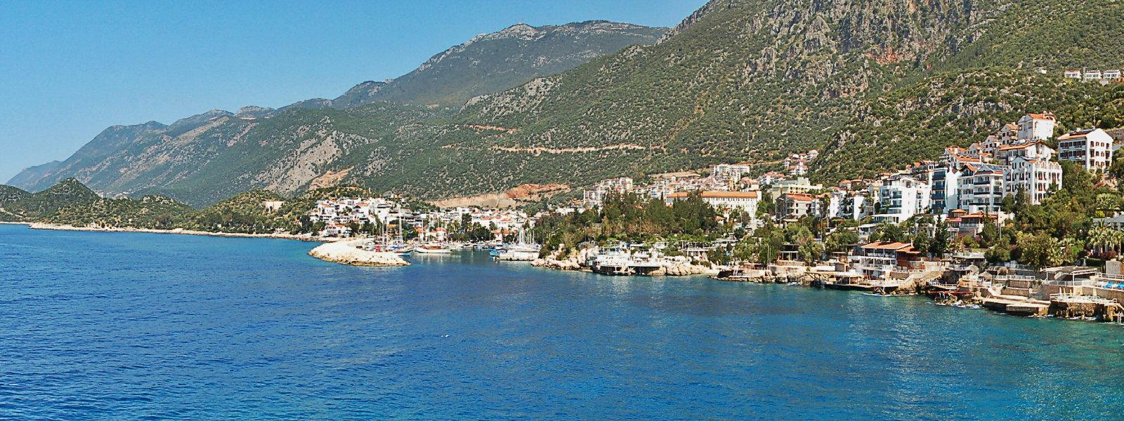 Kas: das verlorene Paradies am Mittelmeer