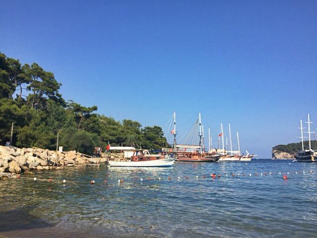 Kemer Strand Antalya Türkei - СС0