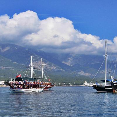 Türkei - Lykische Küste – Yachthafen Kemer