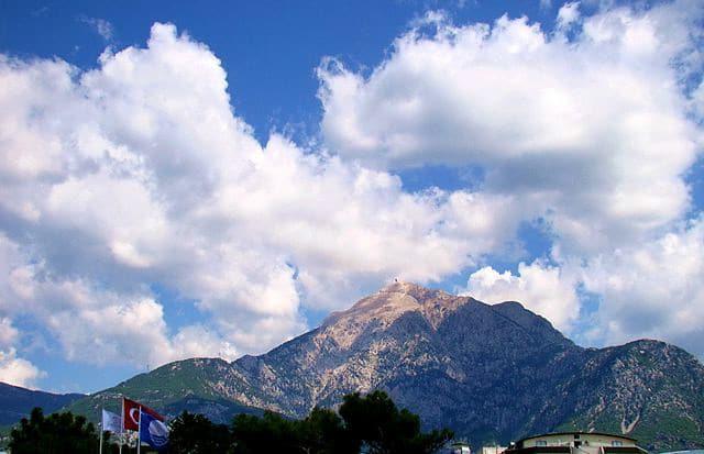 Der Tahtalı Dağı - Tatyana - CC-BY-2.0